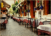 Das Essen in Griechenland